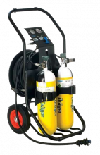 Chariot d'air respirable PAS AIRPACK 1